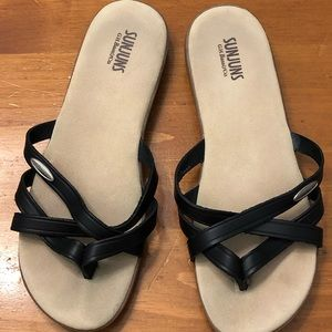 SUNJUNS G H Bass Sandals